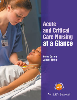 Acute and Critical Care Nursing at a Glance image