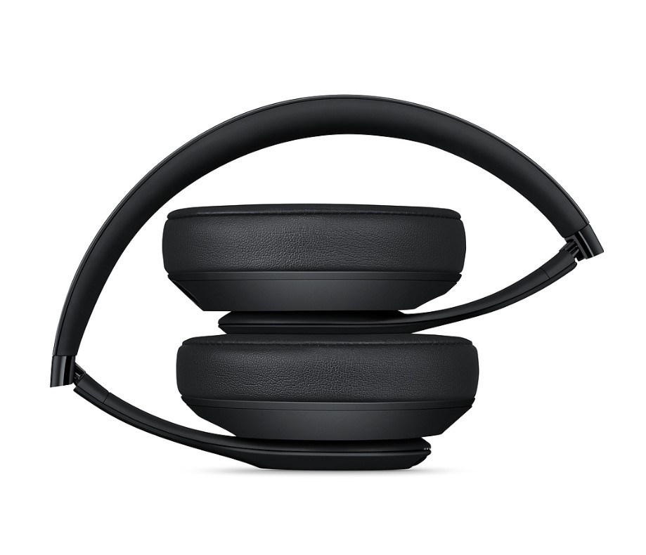 Beats: Studio3 Wireless Over-Ear Headphones - with Pure Active Noise Cancellation - Matte Black image