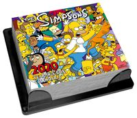 Official The Simpsons 2020 Boxed Calendar image