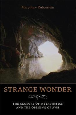 Strange Wonder by Mary-Jane Rubenstein