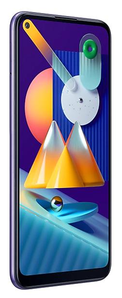 Samsung Galaxy M11 Dual 4G (32GB/3GB RAM) - Violet image