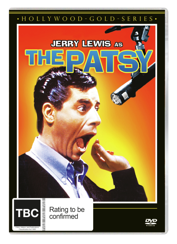 The Patsy on DVD