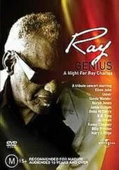 Genius - A Night For Ray Charles on DVD