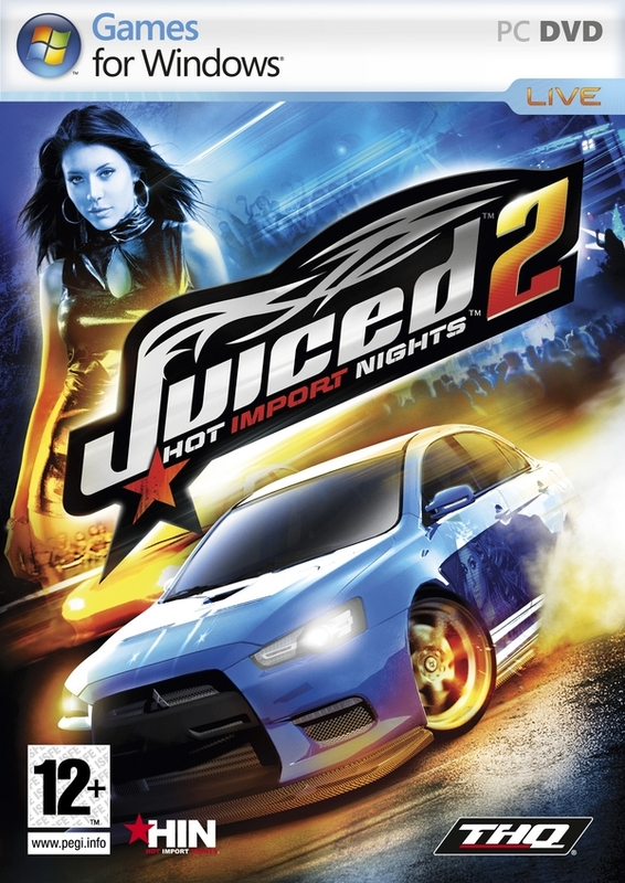 Juiced 2: Hot Import Nights for PC Games