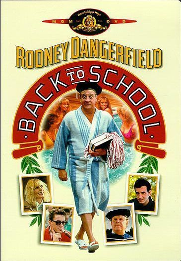 Back To School on DVD