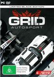 GRID Autosport Black Limited Edition for PC Games