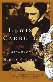 Lewis Carroll by Morton N. Cohen image