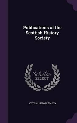 Publications of the Scottish History Society image