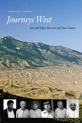 Journeys West by Virginia Kerns image