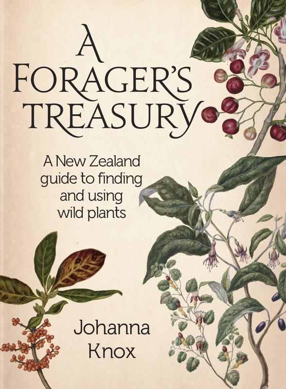 A Forager's Treasury by Johanna Knox