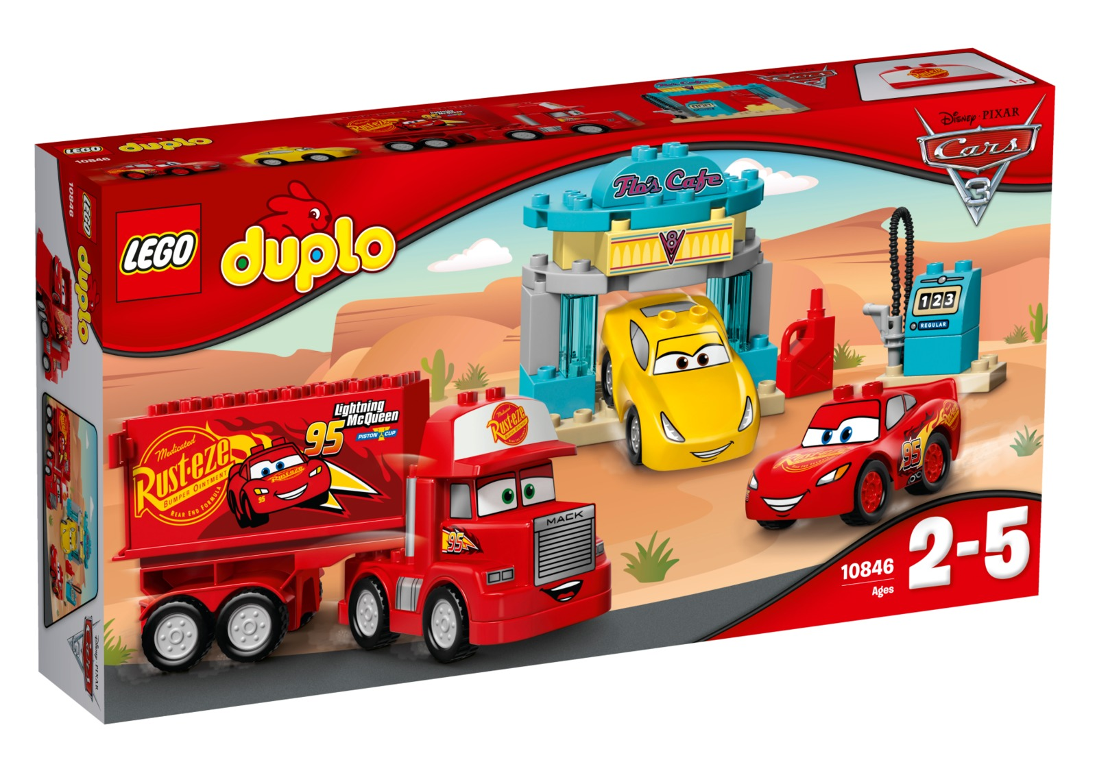 LEGO DUPLO: Flo's Café (10846) image