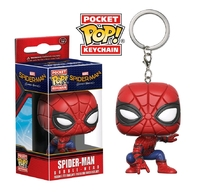 Spider-Man: Homecoming - Spider-Man - Pocket Pop! Keychain image