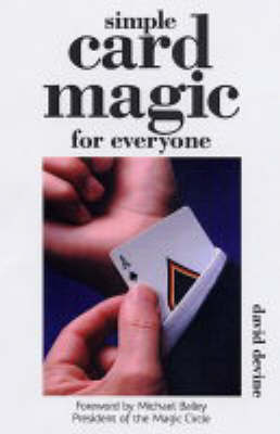 Simple Card Magic for Everyone by David Devine image
