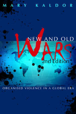 New and Old Wars by Mary Kaldor image