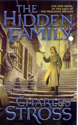 The Hidden Family by Charles Stross image