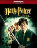 Harry Potter And The Chamber Of Secrets on HD DVD