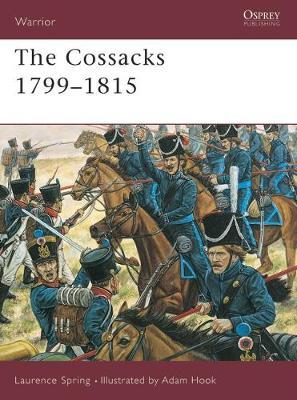 The Cossacks 1799-1815 by Laurence Spring image