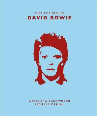 The Little Book of David Bowie by Malcolm Croft