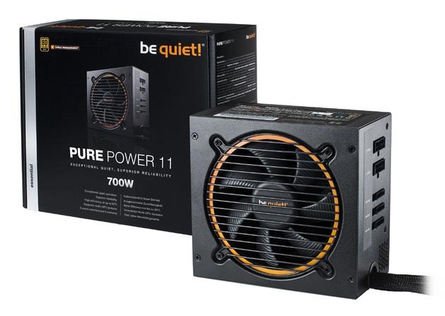 700W CM be quiet! Pure Power 11