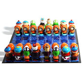 South Park Collectors Chess Set