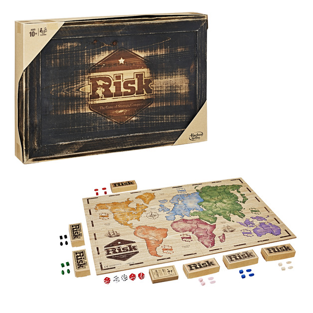 Risk - Rustic Series Edition