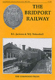 The Bridport Railway by Brian L. Jackson image