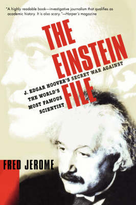 Einstein File by Fred Jerome image