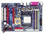 Albatron Motherboard K8SLI ATHLON64 - S939 FOR DUAL PCI-E SLOTS image