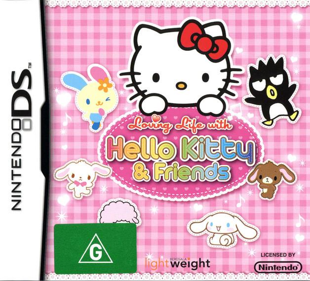 Hello Kitty Loving Life for Nintendo DS