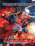 Transformers Legacy: Celebration of Transformers Package Art by Jim Sorenson