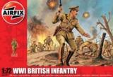 Airfix WWI British Infantry