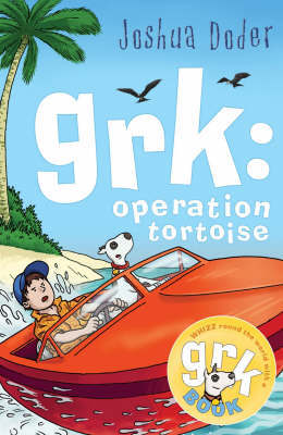 Grk Operation Tortoise by Josh Lacey