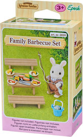 Sylvanian Families: Family BBQ Set