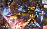 1/144 HG: Zaku I (Thunderbolt Ver.) - Model Kit