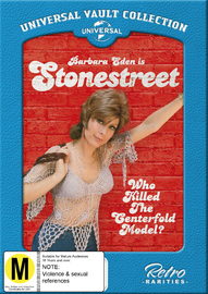 Stonestreet: Who Killed The Centerfold Model? on DVD
