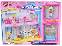 Shopkins: Happy Places - Happy Home Playset