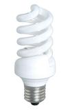 Elite: Mini Spiral E27 Energy Saving Bulb - 20W