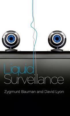 Liquid Surveillance by Zygmunt Bauman