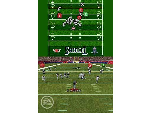 Madden NFL 08 for Nintendo DS image