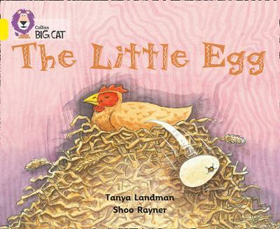 The Little Egg by Tanya Landman