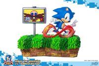 Sonic the Hedgehog - Sonic 25th Anniversary Statue