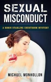 Sexual Misconduct by Michael Monhollon