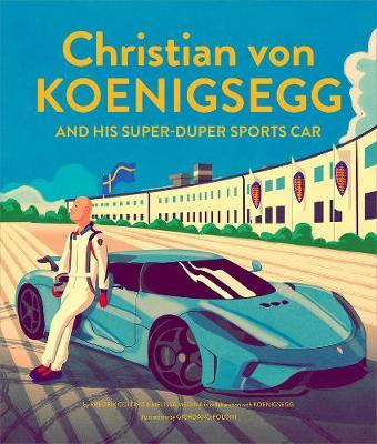 Christian von Koenigsegg and his super-duper sports car by Fredrik Colting image