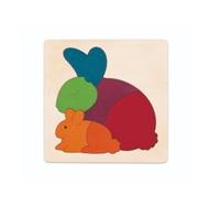 Hape: Rainbow Rabbit Puzzle