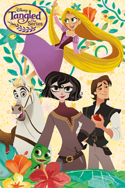 Tangled: The Series (Characters) (733)
