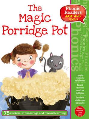 LV3 Magic Porridge Pot