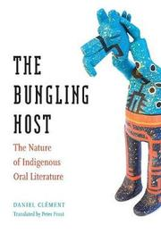 The Bungling Host by Daniel Clement