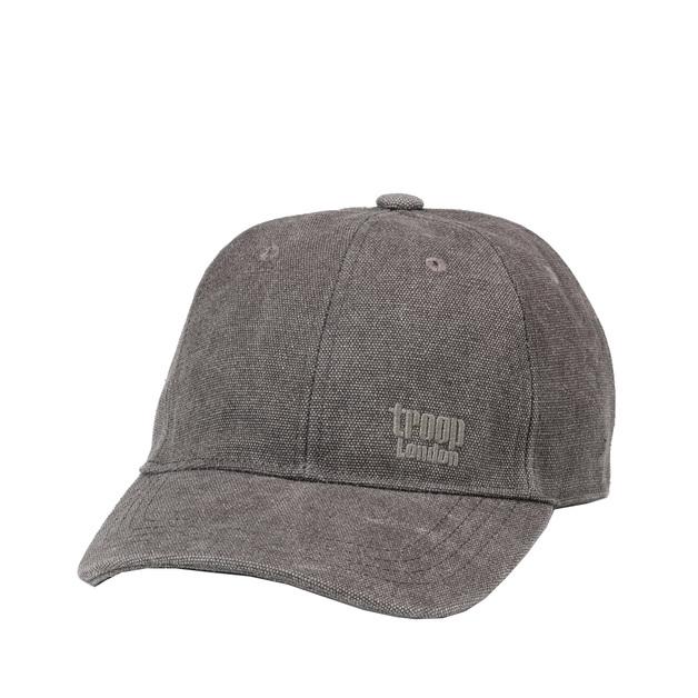 Troop London: Arizona Peaked Cap - Black