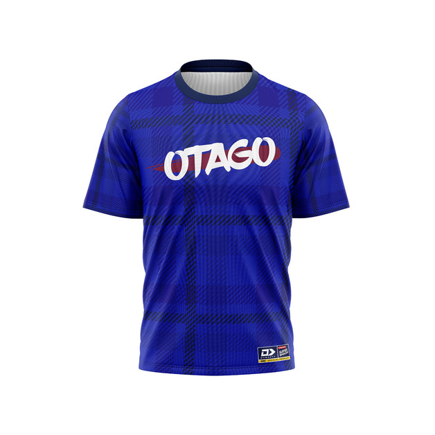 Otago Volts Performance Tee (XL)