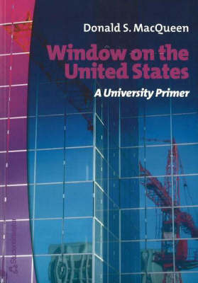 Window on the United States by Donald S. MacQueen